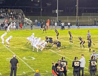 Tigers beat the Eagles 35-19
